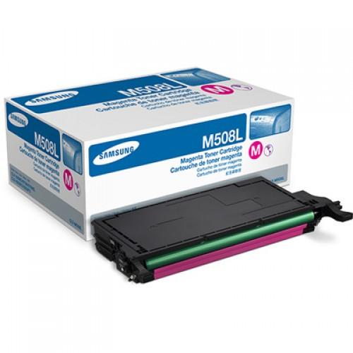 Samsung CLT-M508L Magenta Toner Cartridge