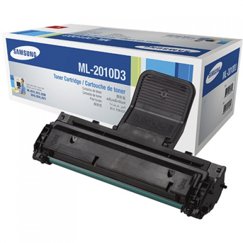 Samsung ML-2010D3 Black Toner Cartridge