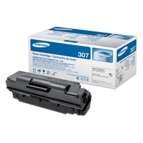 Samsung MLT-D307L Black Toner Cartridge