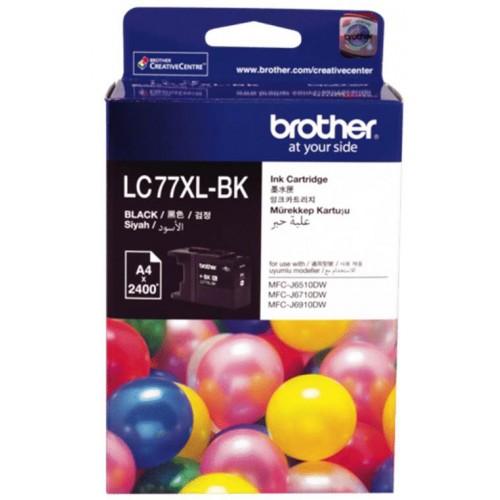 Brother LC-77XLBK Ink Cartridge Black