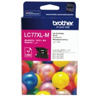 Brother LC-77XLM Ink Cartridge Magenta