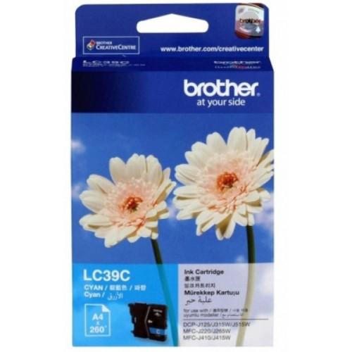 Brother Ink Cartridge LC39C Cyan