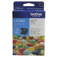 Brother LC-40C Ink Cartridge Cyan