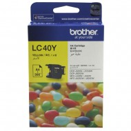 Brother LC-40Y Ink Cartridge Yellow