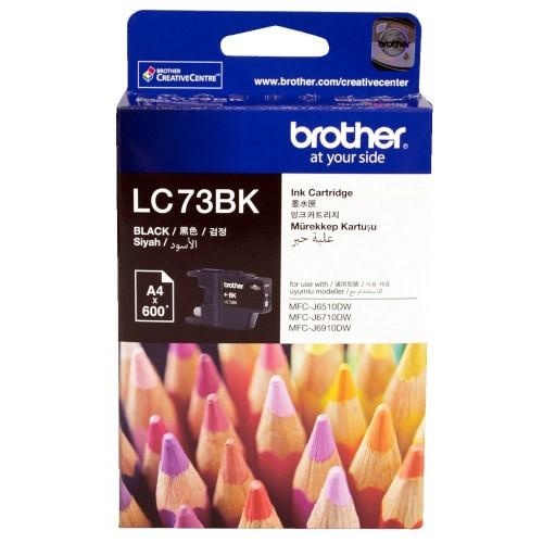 Brother LC-73BK Ink Cartridge Black