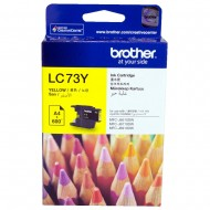 Brother LC-73Y Ink Cartridge Yellow