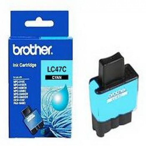 Brother Ink Cartridge LC47 Cyan