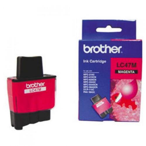 Brother Ink Cartridge LC47 Magenta