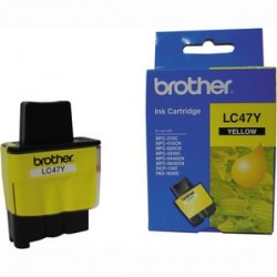 Brother Ink Cartridge LC47 Yellow