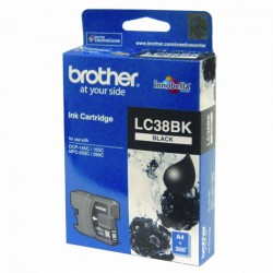 Brother Ink Cartridge LC38BK Black