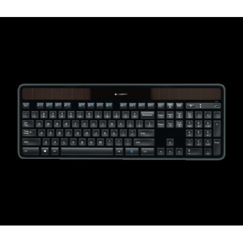 Logitech Wireless Solar Keyboard K750R