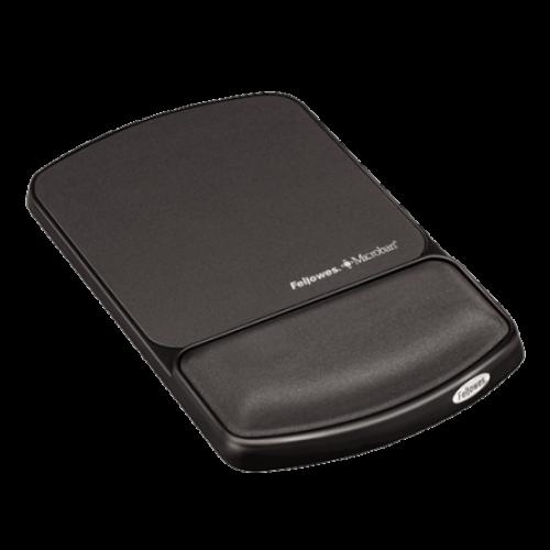 Fellowes 9175101 Gel Wrist & MousePad w Microban (Graphite)
