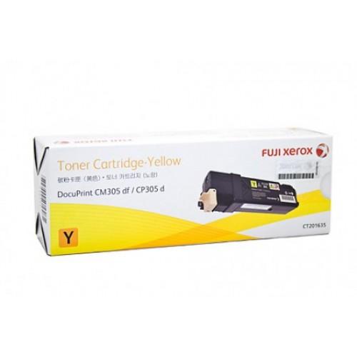 Fuji Xerox CT201635 Yellow Toner Cartridge (3K)