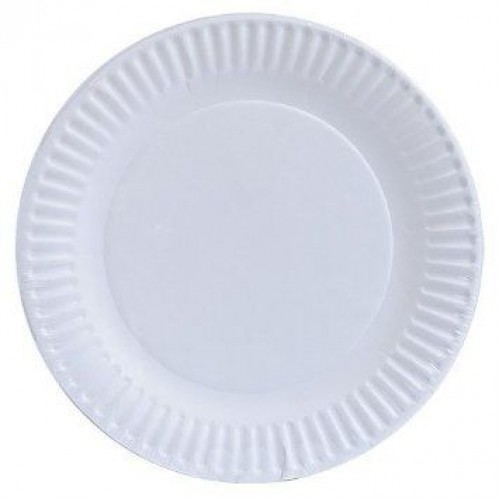 Paper Plate 7 inch (50s)