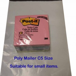 Plastic Envelope #M 229x305mm (C4)
