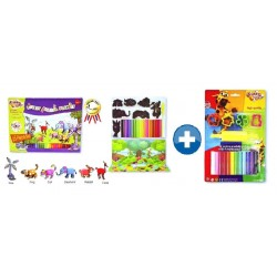 Kiddy Bundle C - 7B(L) and refill pack ST165 (12s)
