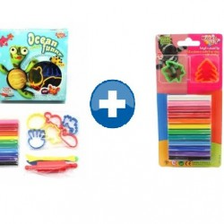 Kiddy Bundle A - Ocean OCF01 and refill pack (12s)