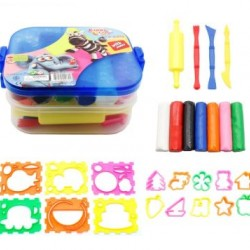 Kiddy Plasticine Clay PX-380-7+16