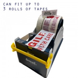 Excell Multi-Bench Carton Tape Dispenser ET-13370